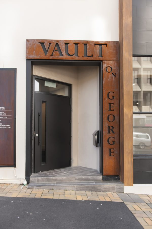 Vault on George Timaru